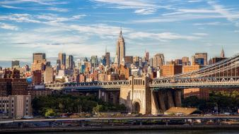 Landscapes cityscapes bridges usa wallpaper