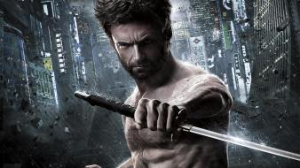Movies wolverine hugh jackman wallpaper