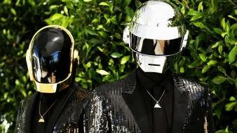 Music daft punk outdoors french helmets dj wallpaper