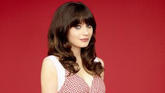 New girl season 3 zoey deschanel wallpaper