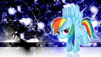 Rainbow dash pony: friendship is magic mlp:fim wallpaper