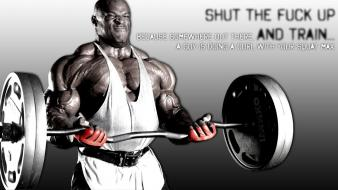 Ronnie coleman bodybuilding muscles Wallpaper