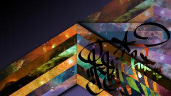 Splice graffiti wallpaper