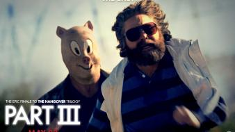 The hangover part iii zach galifianakis movie posters wallpaper