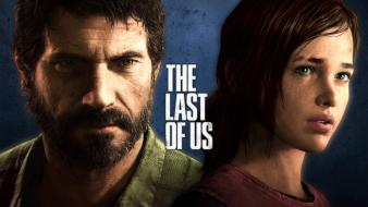 The last of us joel game ellie wallpaper