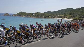 Tour de france cycling sports Wallpaper