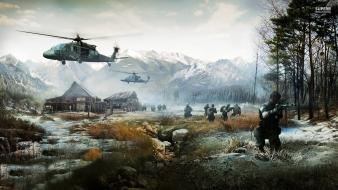 Video games battlefield 3: armored kill wallpaper