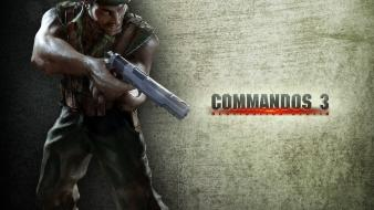Video games retro jack weapons commandos game wallpaper