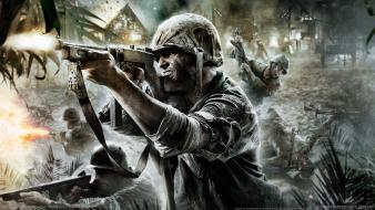 War call of duty duty: world at wallpaper