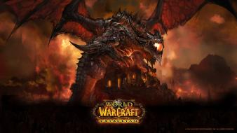 World of warcraft cataclysm blizzard entertainment widescreen wallpaper