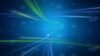 Abstract backgrounds blue green lines wallpaper