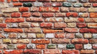 Backgrounds bricks brick wall surface textures wallpaper