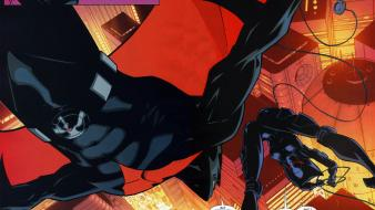 Batman beyond dc comics superheroes wallpaper