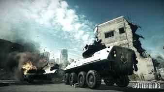 Battlefield 3 destroyer wallpaper