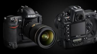 Brand nikon cameras dslr technology wallpaper