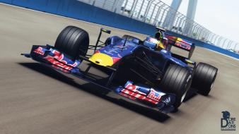 Formula one red bull cars racer racing wallpaper