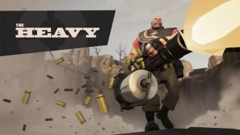 Heavy tf2 team fortress 2 valve corporation Wallpaper