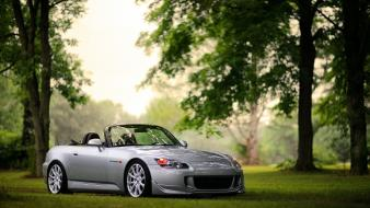 Honda s200 cars nature wallpaper