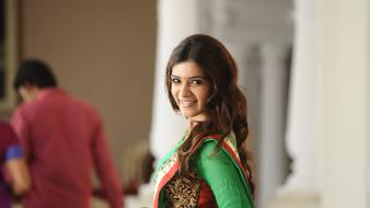 Indian samantha ruth prabhu south tollywood wallpaper