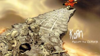 Korn album covers wallpaper