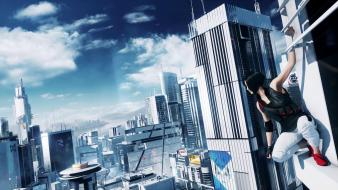 Mirrors edge 2 video games wallpaper