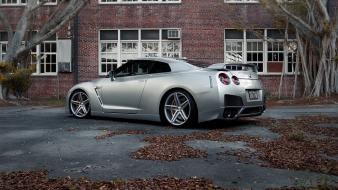 Nissan gtr modified cars wallpaper