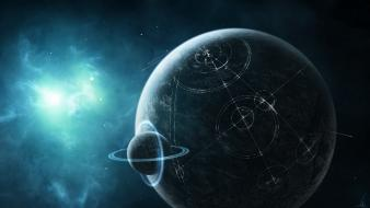 Planetside astronomy intelligence outer space planets wallpaper