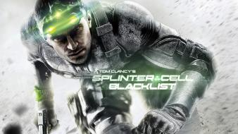 Playstation 3 splinter cell blacklist wallpaper