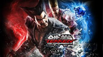 Playstation 3 tekken tag tournament 2 wallpaper
