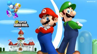 Super mario bros wallpaper