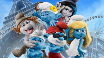 2013 the smurfs 2 wallpaper