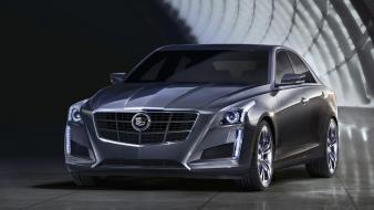 2014 cadillac cts cars Wallpaper