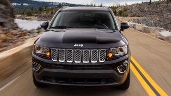 4x4 2014 jeep compass suv wallpaper