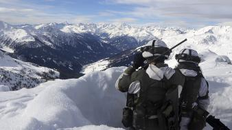 Austria austrian armed forces army observe wallpaper