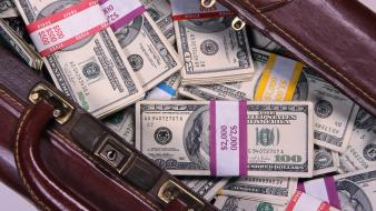 Bags money wallpaper