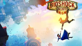 Bioshock infinite burial at sea wallpaper