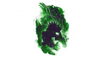 Blanka video games white background wallpaper