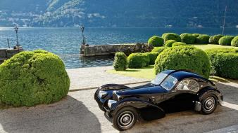 Bugatti vintage cars wallpaper