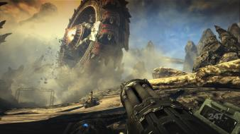 Bulletstorm video games Wallpaper