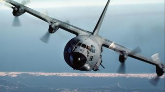 C-130 hercules c-130e lockheed aircraft wallpaper