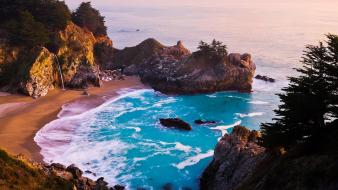 California beach wallpaper