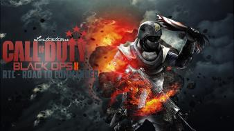 Call of duty ghosts commander loztintime wallpaper