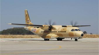 Casa cn-235 egyptian aircraft air force airforce wallpaper