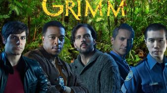Cast forests grimm Wallpaper