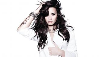 Demi lovato cool wallpaper