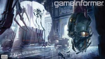 Dishonored dishonored: the brigmore witches game art covers wallpaper