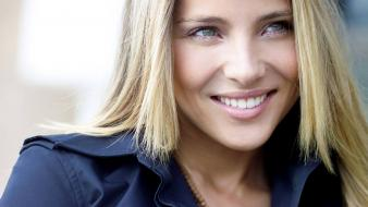 Elsa pataky actress bead necklaces blondes faces wallpaper