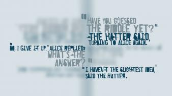 Far cry 3 mad hatter quotes riddle wallpaper