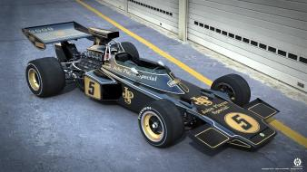 Formula one lotus 72 cars racing wallpaper