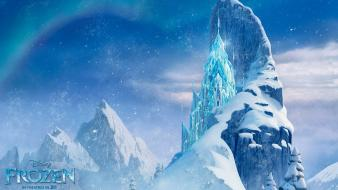 Frozen movie wallpaper